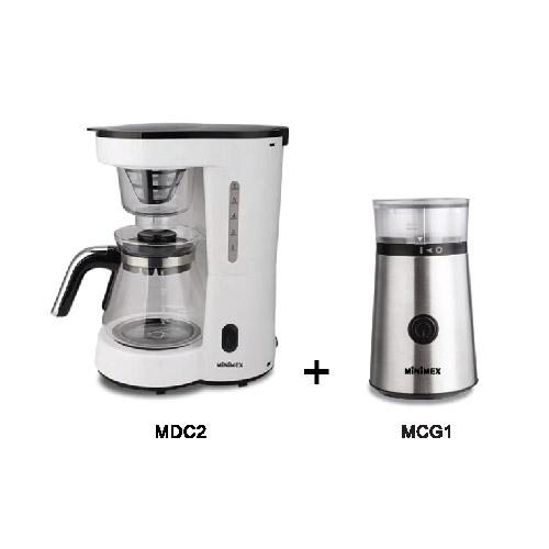 Set drip coffee